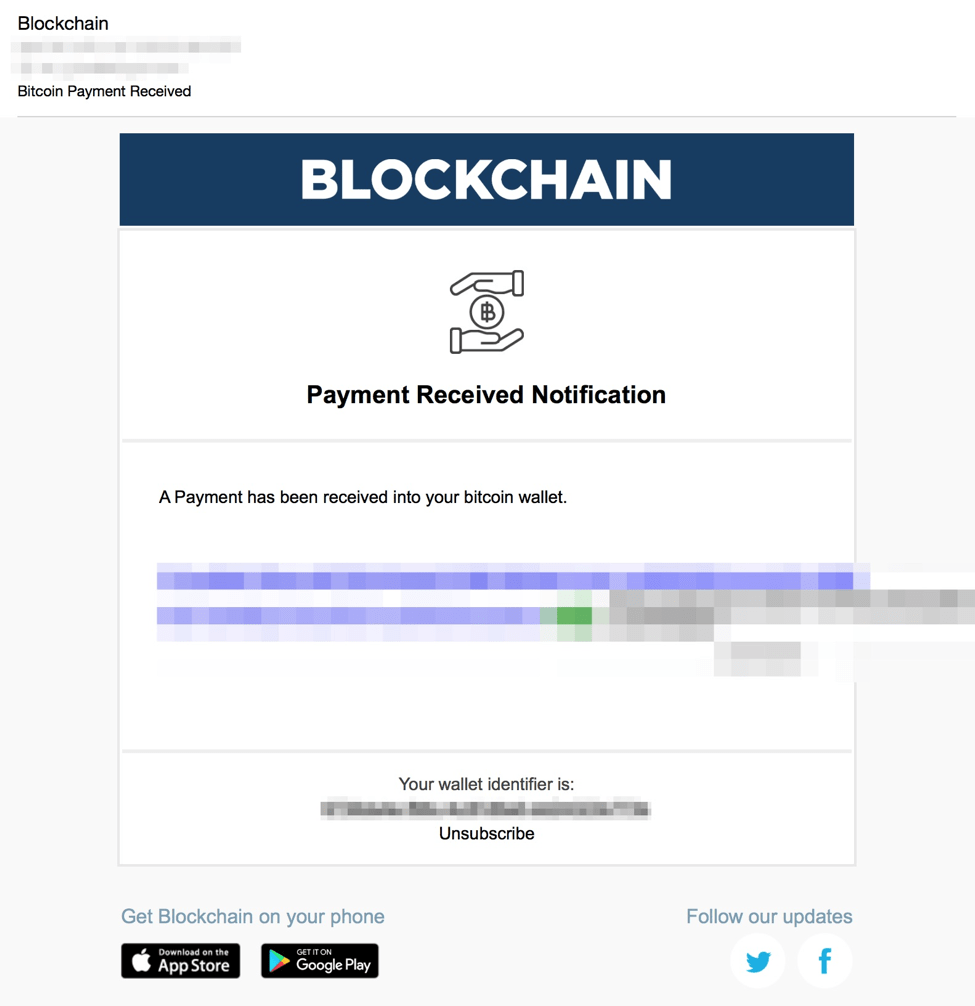 Cryptocurrency Phishing Figure 5