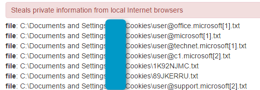 CryptXXX Ransomware Stealing Cookie Data