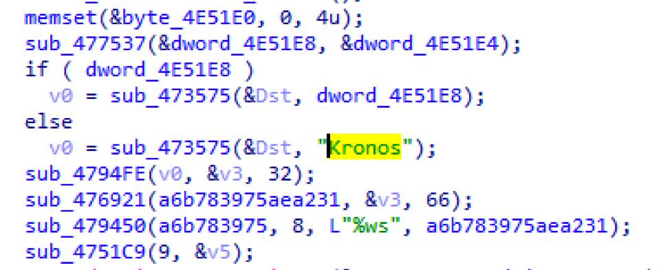Kronos Reborn | Proofpoint
