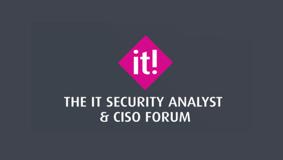 IT Security Analyst & CISO Forum 2018