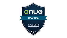 ONUG Fall 2018