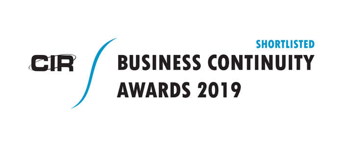Meta Networks Shortlisted to Win a Business Continuity Award