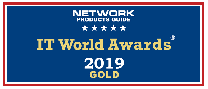 Meta Networks Takes Silver and Gold in 2019 IT World Awards