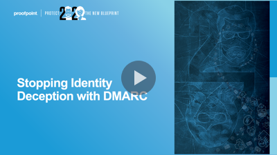 Stopping Identity Deception with DMARC