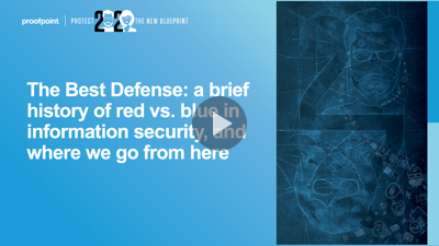 The Best Defense: A Brief History of Red vs. Blue in Information Security, and Where We Go from Here