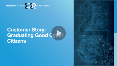 Customer Story: Graduating Good Cyber Citizens