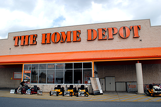 home depot hacked signs of failing security strategies - Home Depot