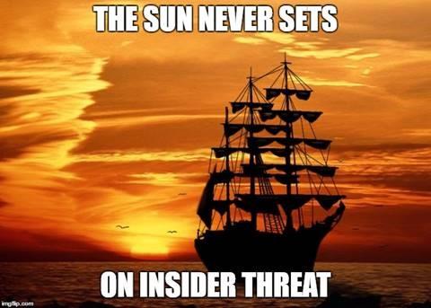 Insider Threat Resources – Sun never sets