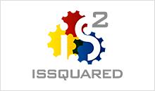 ISSquared logo