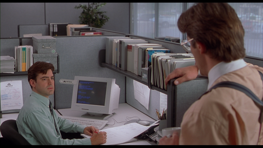 Office Space's Peter Gibbons