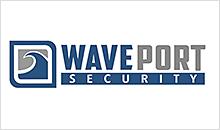 waveport security logo
