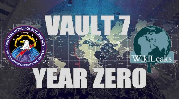 Biggest Data Breaches of 2017 Vault 7