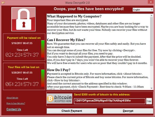 Biggest Data Breaches of 2017 WannaCry