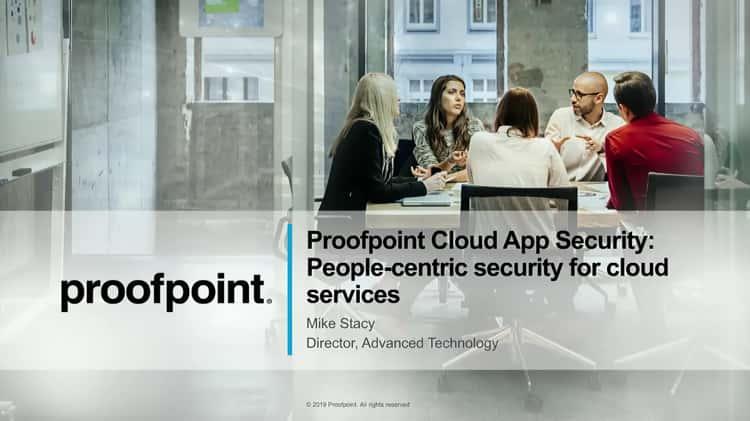 Webinars | Proofpoint US