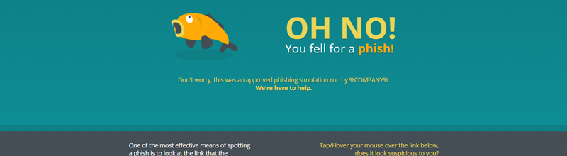 Simulated Phishing Attacks