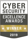 Cybersecurity Excellence Awards Gold Winner 2019