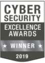 2019 Cybersecurity Excellence Awards Silver Winner