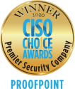 2020 CISO Choice Awards_ Premier Security Company Logo