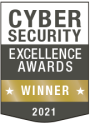 Cybersecurity Excellence Awards-Gold-2021