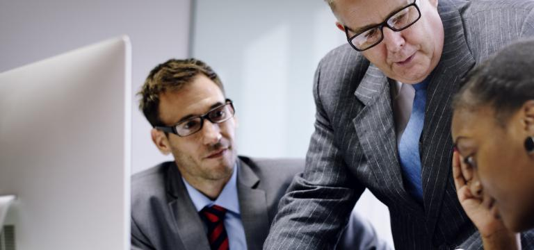 Colleague Discuss an Email Attack - Longlining Attack