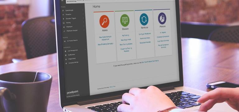Formations à la cybersécurité en entreprise avec Proofpoint