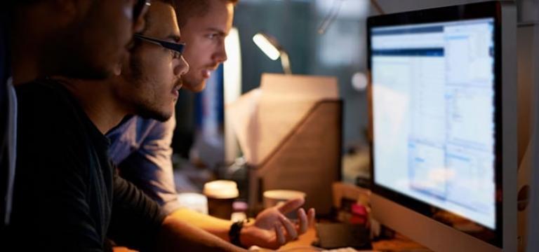 Cyber Security Employee Monitor Digital Risk