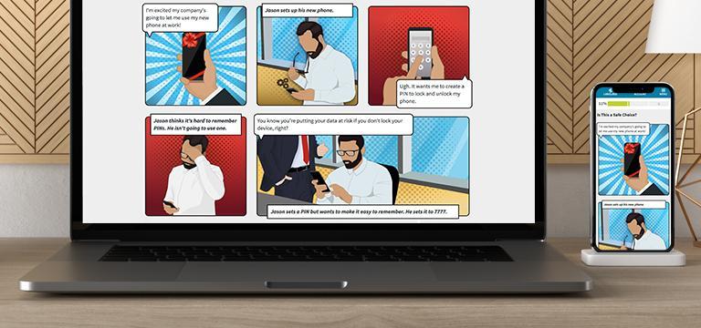 computer-based security awareness training