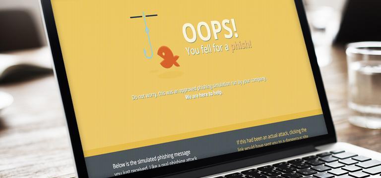 Gezieltes Phishing Awareness Training für Ihre Anwender