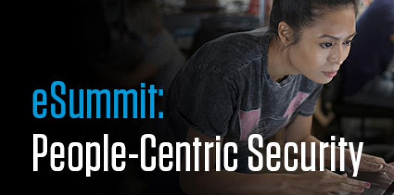 Proofpoint eSummit People-Centric Security