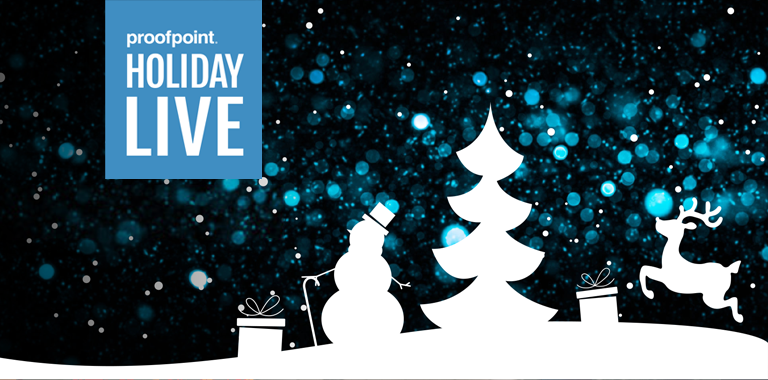 Be Merry With Proofpoint
