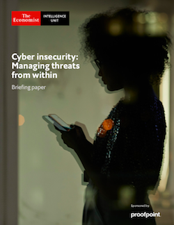 The Economist - Cyber Insecurity: Managing Threats from Within