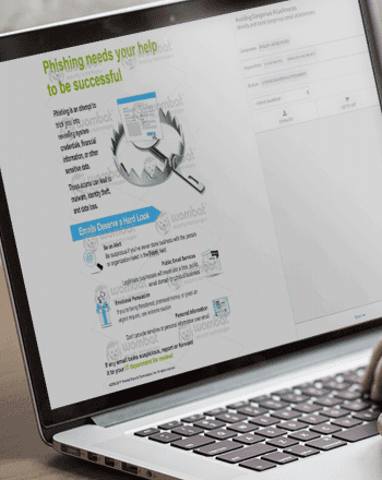 Wombat Security Education Materials
