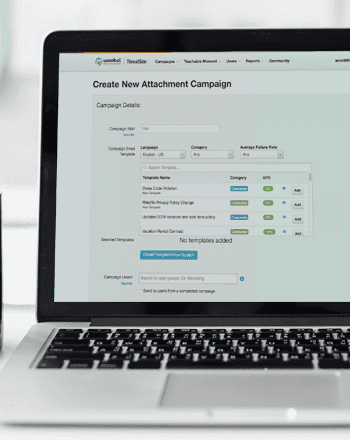 Simulated Phishing Attacks