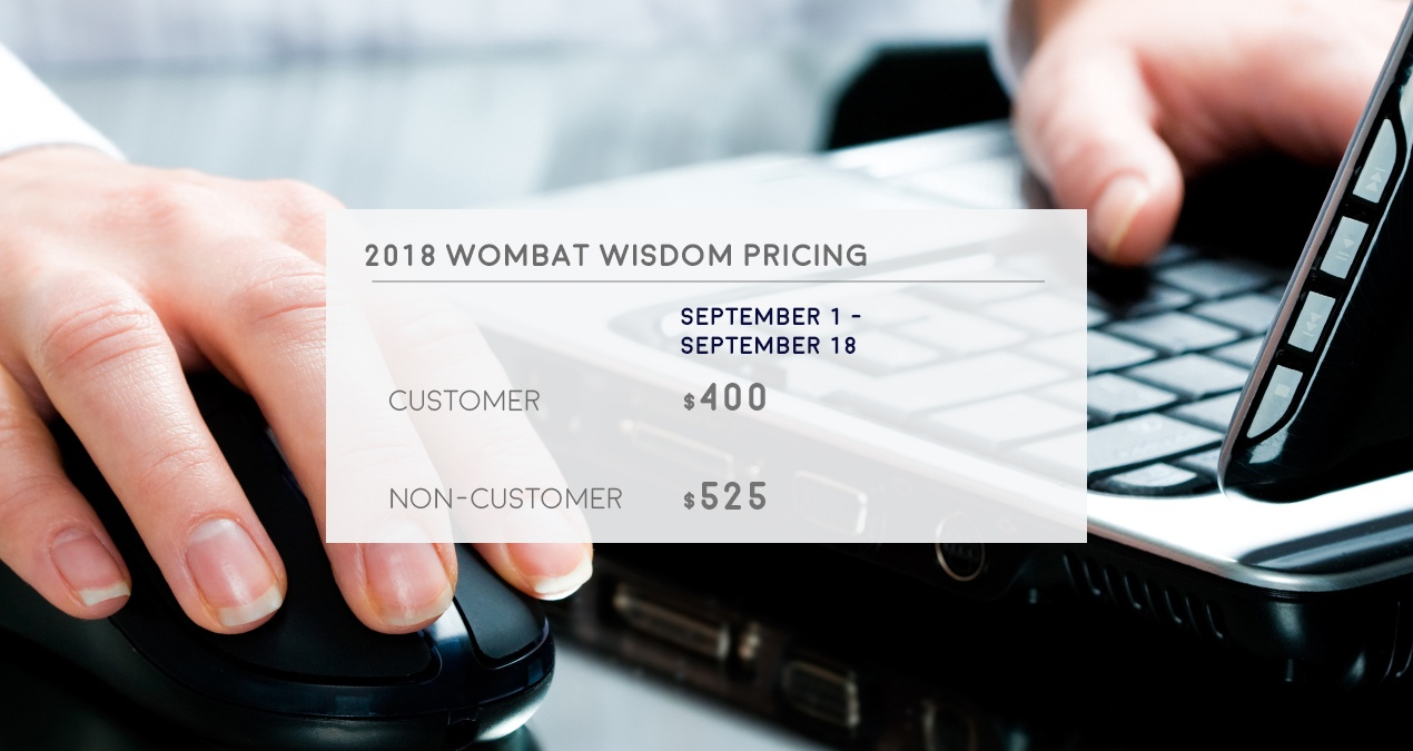 Wombat Wisdom Price Chart_May to Aug