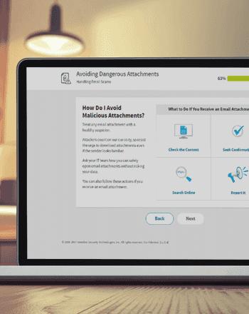 security awareness training modules
