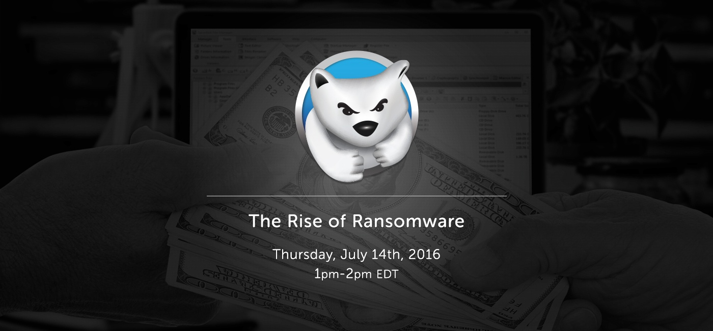 The rise of ransomware